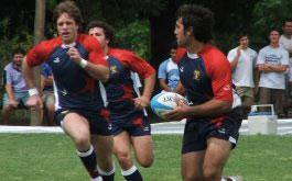 Las Águilas jugaron la final en Pinamar