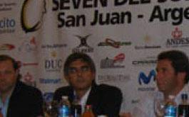 Presentación del Seven del Sol en San Juan
