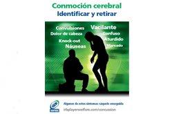 Informe de IRB sobre conmocion cerebral