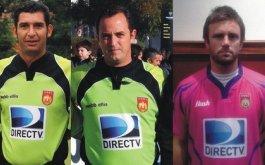 Arbitros fecha 4 del URBA Top 14 Copa DIRECTV presentada por QBE Seguros La Buenos Aires