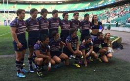 Buenos Aires finalizo invicto en la zona B del World Club 7s