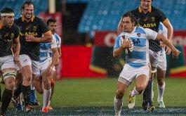 Ajustada derrota de Los Pumas ante Sudafrica