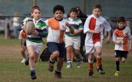 NINE A SIDE Rugby Infantil 2014