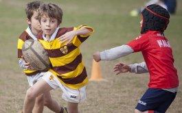 2da Jornada de Capacitacion de Rugby Infantil