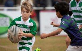 Nueva jornada de Rugby Infantil URBA
