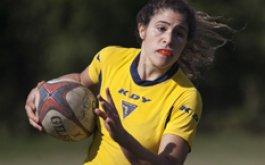 Se juega la ultima fecha del rugby femenino