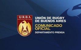 Fixture oficial del torneo de Rugby Universitario