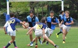 Diagrama del Torneo Oficial de Rugby Juvenil 2016
