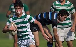 Fotos de una nueva jornada del Rugby Juvenil