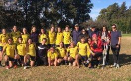 Resultados de la octava fecha del Torneo de Rugby Femenino