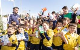Se realizo el Nine de Rugby Infantil