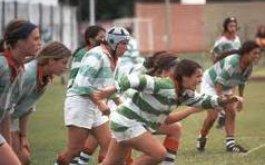 Actividad de Rugby Femenino