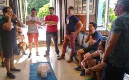 Curso de Primeros Auxilios de World Rugby