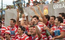 Alumni campeon del URBA Top 12 Copa DIRECTV presentada por Zurich