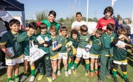 Encuentro Solidario de Rugby Infantil