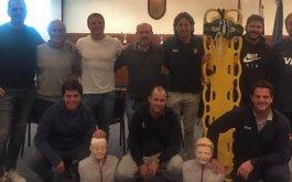 Curso Nivel 2 de World Rugby para medicos