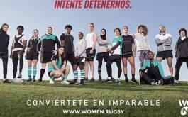 Campana global de World Rugby que revolucionara el rugby femenino