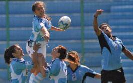 Triangular de Rugby Femenino en Muni