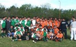 Inédito Seven de rugby en cárcel de Batán