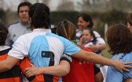 Se disputo una nueva fecha del Rugby Femenino