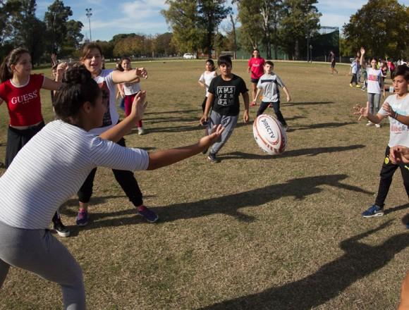Nueva capacitación de Probá Rugby