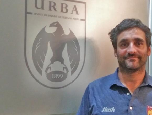Matías Fresia es el nuevo Director de Referato de la URBA