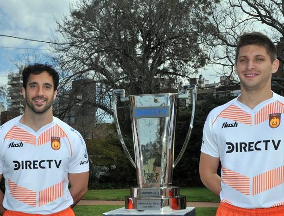 Arbitros para las semifinales del URBA Top 12 , Copa DIRECTV presentada por Zurich