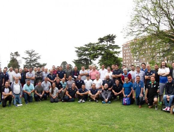 """Con participación de todas las uniones del país, se desarrolló el «Congreso Nacional de Rugby Infantil """"UAR – URBA"""""""