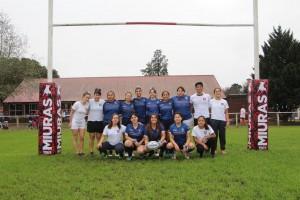 Participaron del Nacional de Clubes Femenino Juvenil