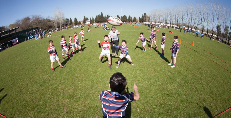 Charlas de Rugby Inicial y Referato Didáctico