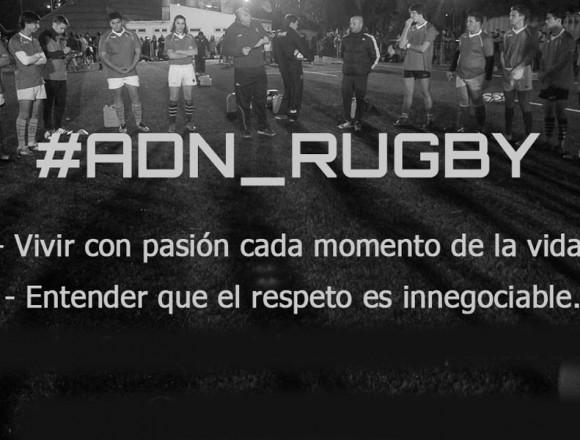Mirá todas las imágenes de la Campaña #ADN_Rugby