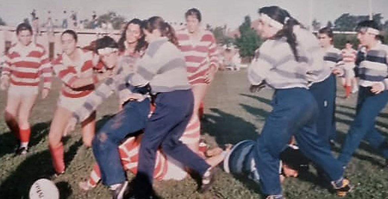 A 35 años del primer partido de rugby femenino en Argentina