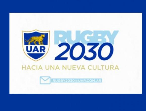 """""""Rugby 2030, hacia una nueva cultura"""""""