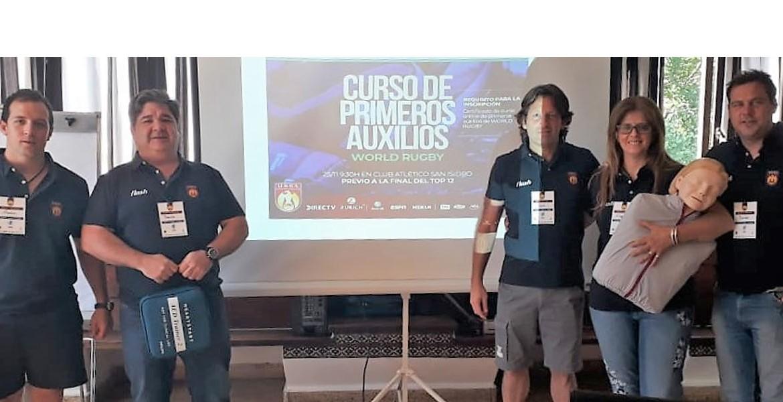 Seguridad en el Juego – Cursos de Primeros auxilios en el Rugby