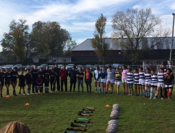 Primer Campus de Rugby Femenino URBA 2019