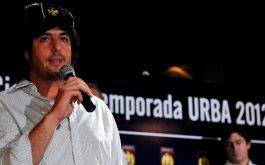 Juan Campero CAP URBA 2012