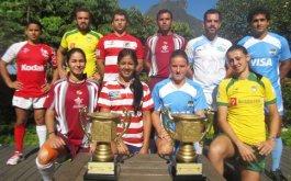 Seleccionados Argentinos debutan en el Sudamericano