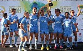 Argentina campeon Masculino y subcampeon Femenino del Sudamericano