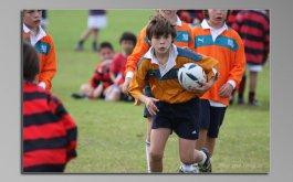 Encuentros de Rugby Colegial
