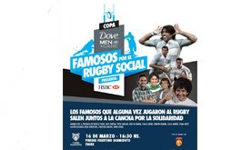 Famosos por el Rugby Social