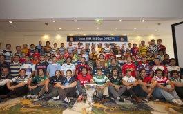 Kick-Off Torneo URBA 2013 Copa DIRECTV