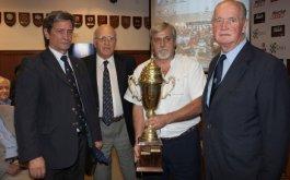 La AVR entrego la Copa Espiritu del Rugby y la Medalla al Caballero del Rugby
