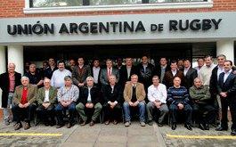 Presidentes de Uniones Provinciales se reunieron en la UAR