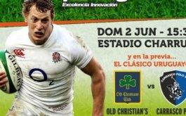 Plantel de Sudamerica XV para enfrentar a Inglaterra