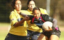Resultados de la 2da fecha del Rugby Femenino