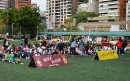 Toca la Plaza en Parque Chacabuco