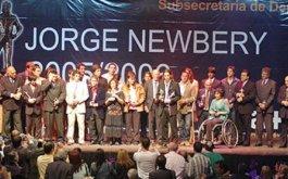 Se entregan los Premios Jorge Newbery