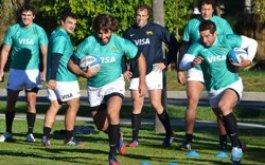 Los Pumas arrancaron la preparacion en Buenos Aires