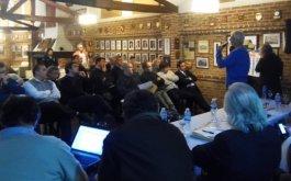 El Consejo de la URBA se reunio en San Albano