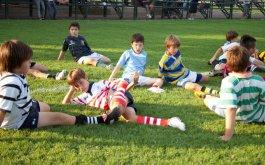 Nine a side de Rugby Infantil